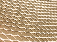 2.0*2.0*10*20 mm aluminum expanded metal mesh