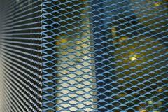 Bule Aluminum mesh facades