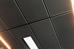 expanded metal mesh ceilings