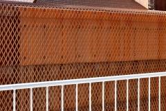 expanded metal mesh facades