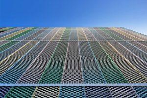 Australia expanded metal architecture appreciation