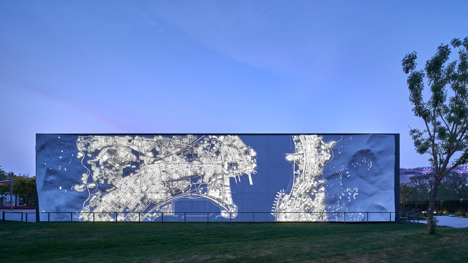 Artistic Feature Wall