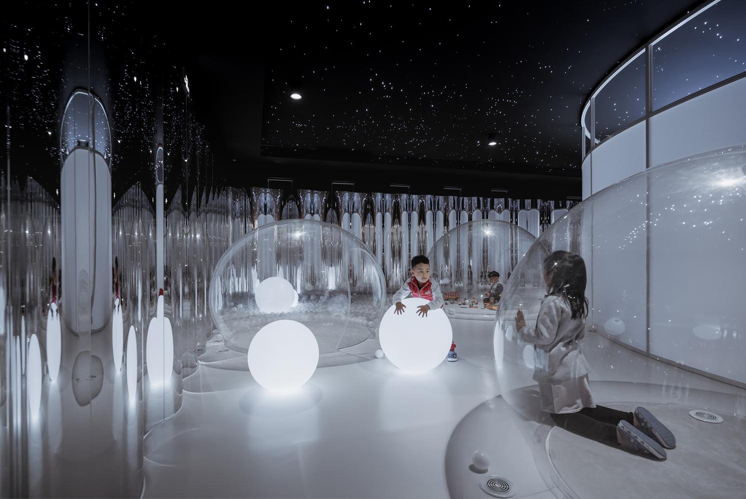 PVC hollow balls, glass fiber cloth, marine plastic balls, artificial stone